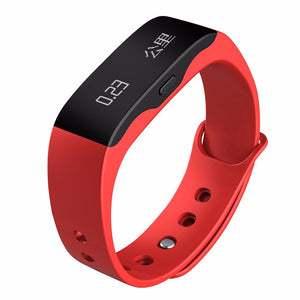 New Arrival  Waterproof Fitness Sleep Tracker Activity Tracker Camping Hiking Step Counter Wearable Pulsera