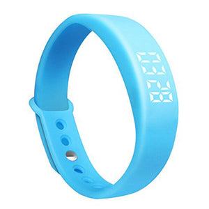 Wearable Walking Running Pedometer Sports Pedometer Pulsera inteligente Health Band Waterproof For iphone