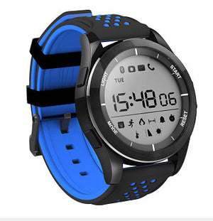 F3 Bluetooth Smart Bracelet Waterproof IP68 Fitness Tracker Sport Smartwatch Outdoor Mode Four Colors Optional
