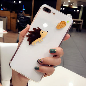 Cute Case For iPhone 6 6s 7 plus