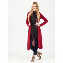 Maxi Cardigan w/ Pockets