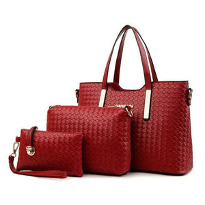 Handbags Solid Zipper Versatile Handbags Of Famous Brands For Women Shoulder Bags Tote Purse Leather Ladies Bag sacoche homme