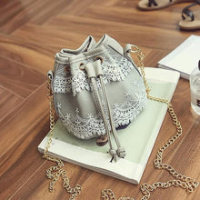 2016 Women Bag Famous Brands Messenger Satchel Bag Cross Body Women Lace Handbag Shoulder Bags bolsa feminina para mujer #25