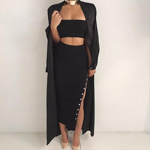 2017 women summer skirts vintage skirt high waist long warm pencil skirt saia colegial jupe faldas largas bohemian