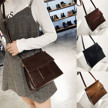 Women Leather Shoulder Bag Messenger Satchel Tote Crossbody Bag Handbag