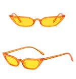 ISABEL Sunnies - Mustard