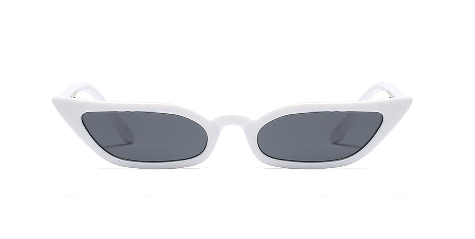 ISABEL Sunnies - White