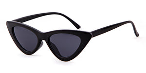 LOLITA Sunnies - Black + Black