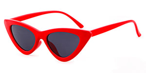 LOLITA Sunnies - Red + Black