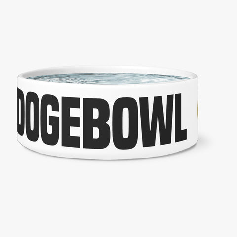 DOGE BOWL - FUD Clothing Cryptocurrency Apparel
