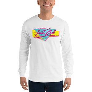 Iowa 90's Long Sleeve T-Shirt