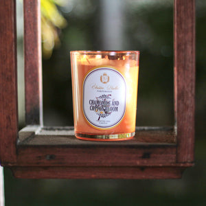 Scented Soy Candle Chamomille & Cottton Bloom
