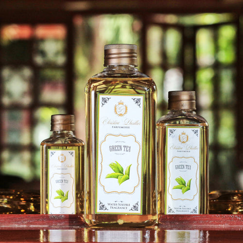 Water Soluble Oil Green Tea