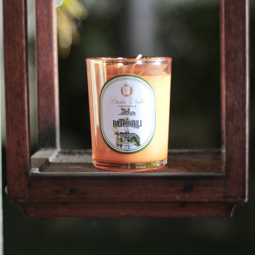 Scented Soy Candle Patchouli