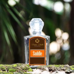 Eau de Toilette Saddle
