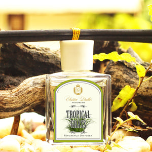 Reed Diffuser Tropical Grass