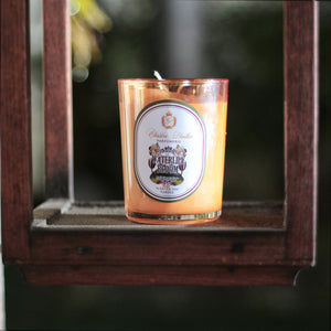 Scented Soy Candle Waterlily Bloom