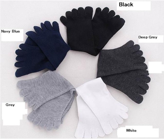 5 Finger Toe Socks 10 PCS ( 5 Pair)