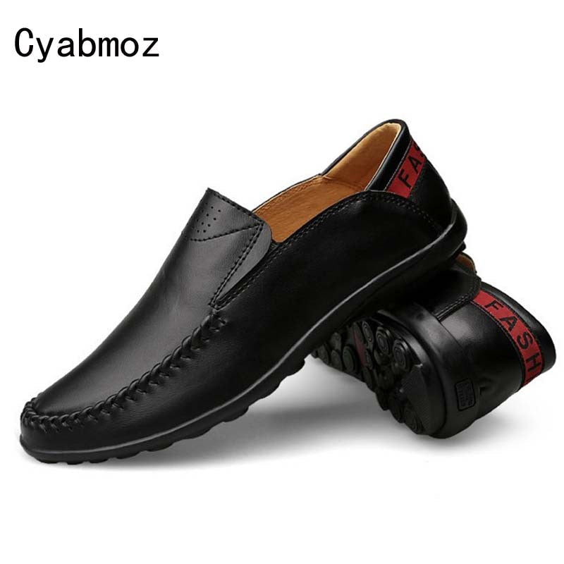 Cyabmoz Leather Handmade Moccasins