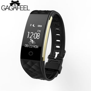 GAGAFEEL Men's Smart Watch Heart Rate Monitor For Android 4.3 iOS 7.0 Pedometer