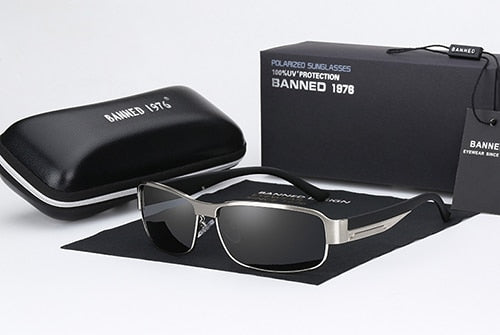 Designer HD Polarized Sunglasses