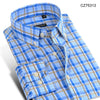 Fashion Plaid  Slim Fit Button Down Shirt