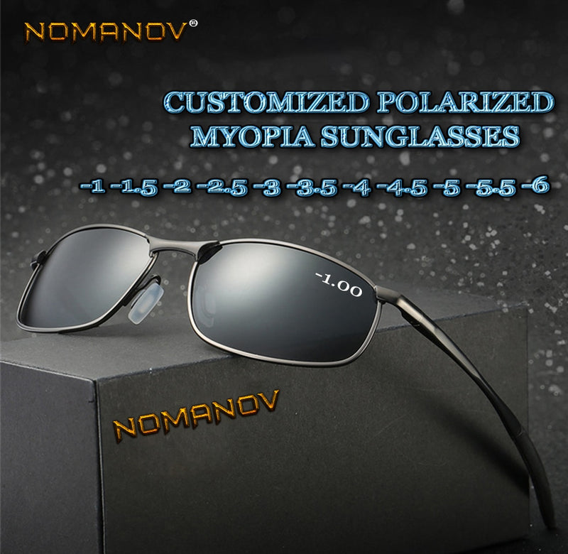 Alloy Shield Polarized Sun Glasses