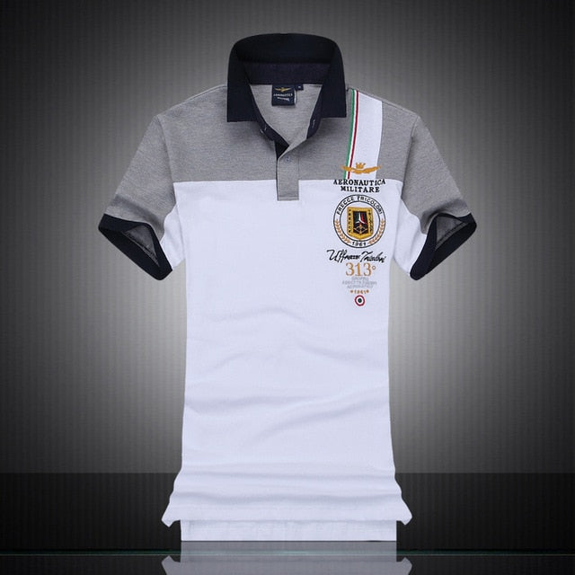 Daschop 100% Cotton Fitted Polo