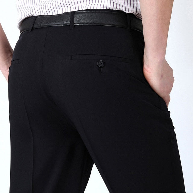 Business Casual Slim Fit Breathable Pants