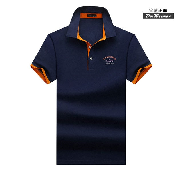 Daschop Slim Fit Summer Polo