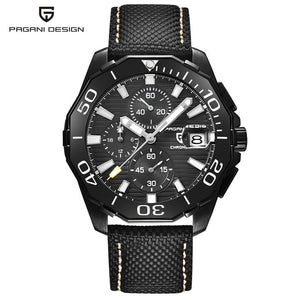 PAGANI Luxury Chronograph Quartz Watch