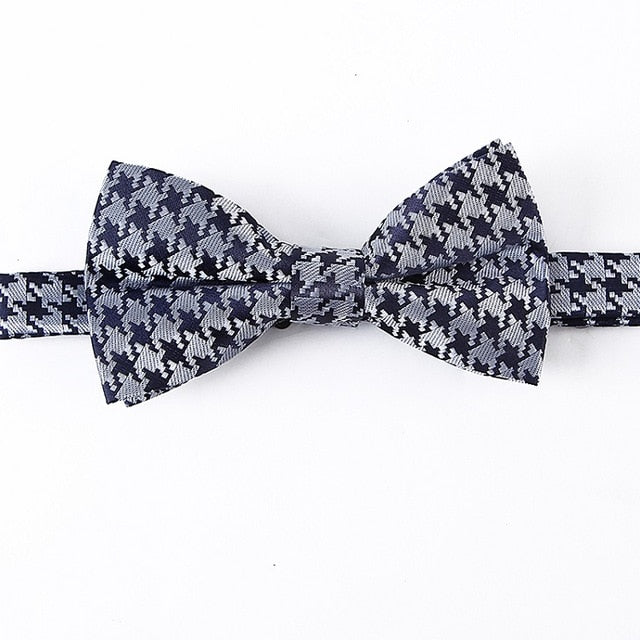 100% Microfiber Formal Classical  Bow tie
