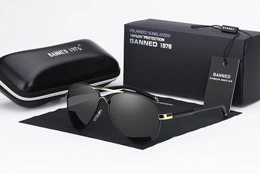 Polarized UV 400 Sunglasses