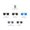 Classic Square HD Polarized Driving Eyewear - UV400