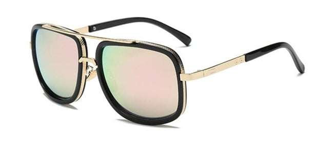 Daschop Online Big Frame Retro Sunglasses