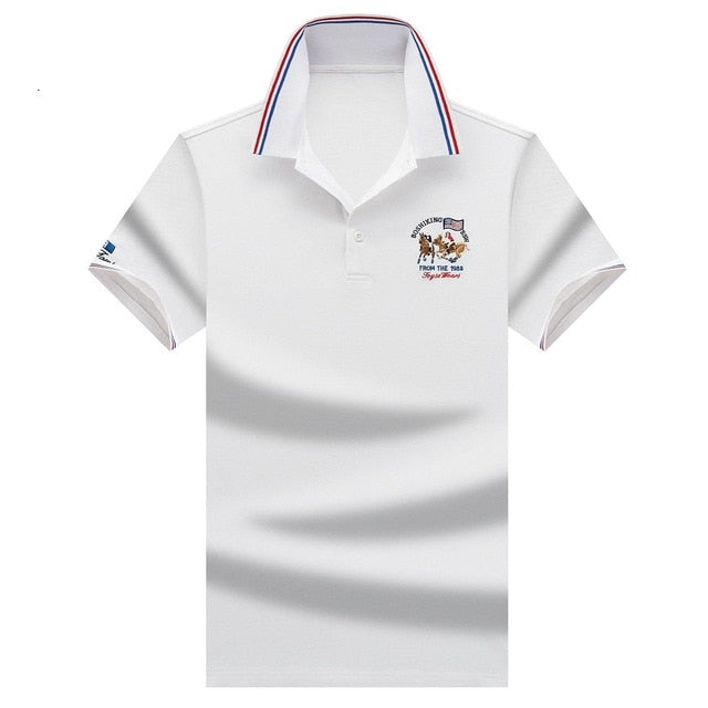 Daschop Slim Fit Embroider Polo