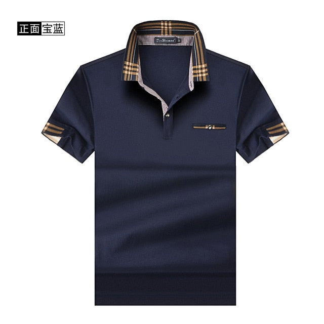 Daschop 100% Cotton Fit Polo - 079