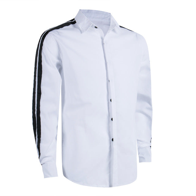 Fashion Social Dress Shirt