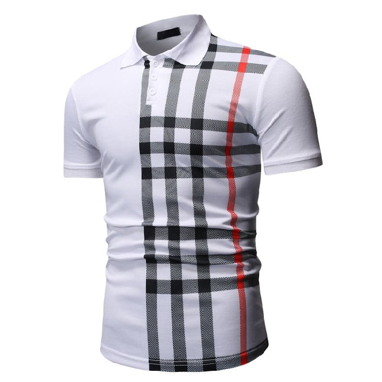 Daschop 100% Cotton Fit Polo -074