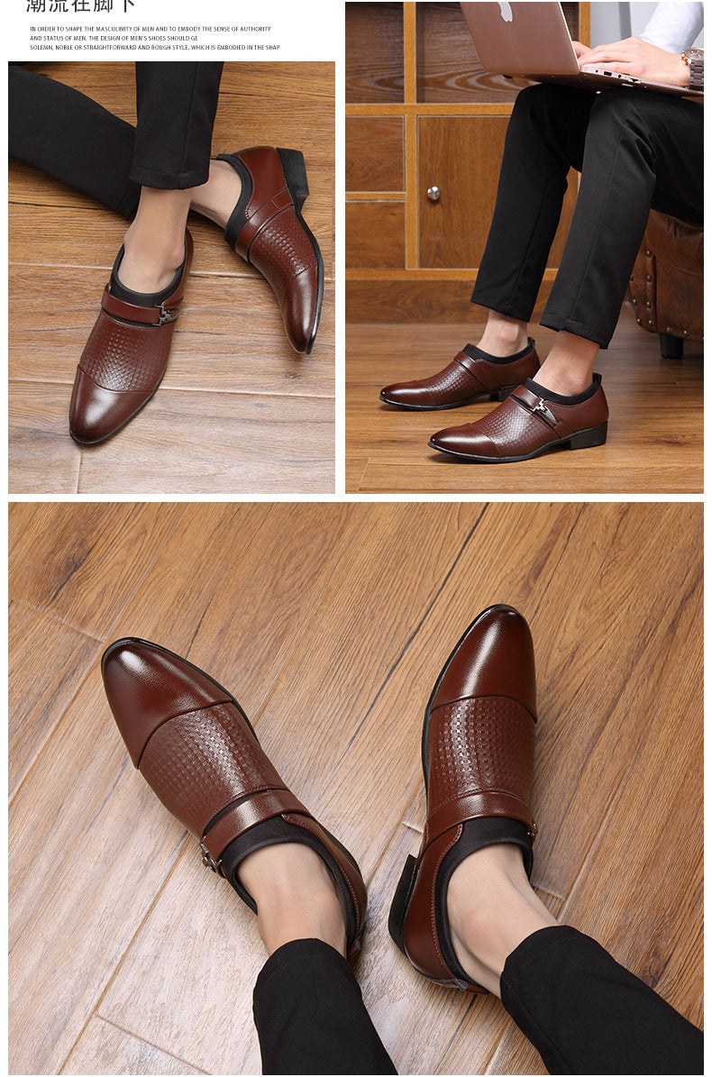 Loafers Dress Slip-on Shoes