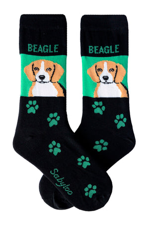 Beagle Dog Socks