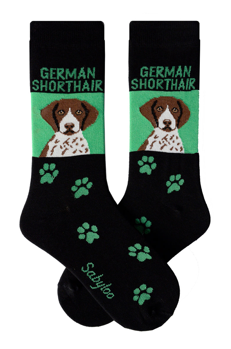 German Shorthair Dog Socks