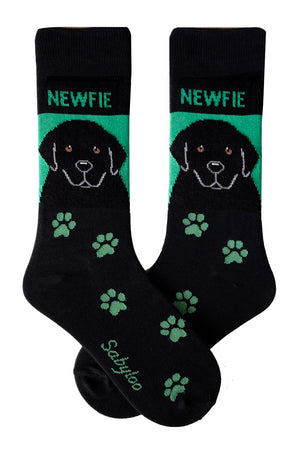 Newfoundland Dog Socks