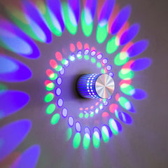 multicolour LED Wall Ceiling or Hallway Lamp