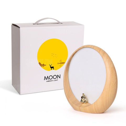 Elegant Moon Atmosphere LED Lamp