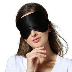 large and effective Soft Silk Light Weight Sleep Mask