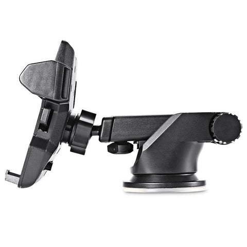 closed up arm view of One Touch Car Mount Phone Holder