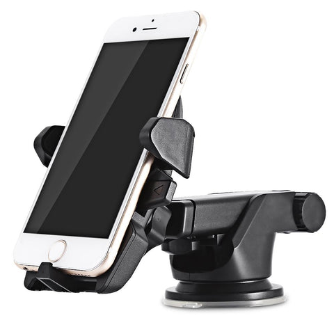 One Touch Car Mount Phone Holder