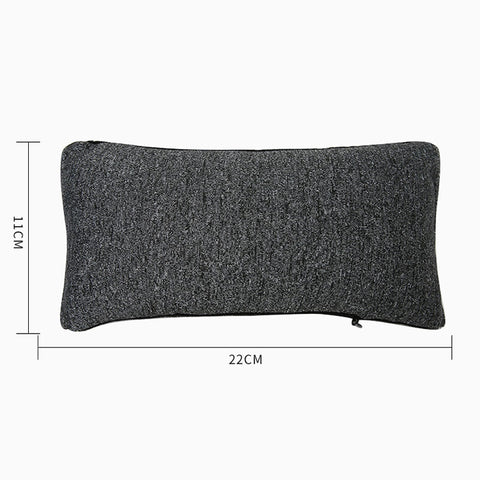 dimensions Travelsmart Neck Support Pillow & Eye Mask
