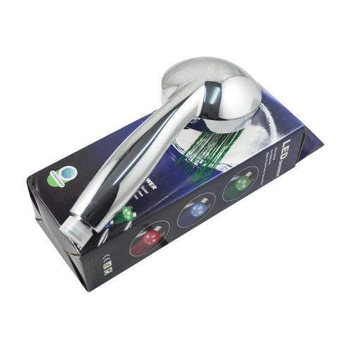 LED Colour Changing Hand Held Shower